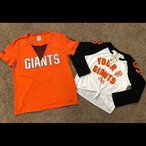 VS Pink SF Giants Bundle